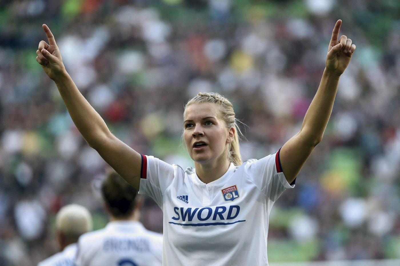 Ada Hegerberg's absence from France-Norway prevents World Cup reunion with Lyon teammates