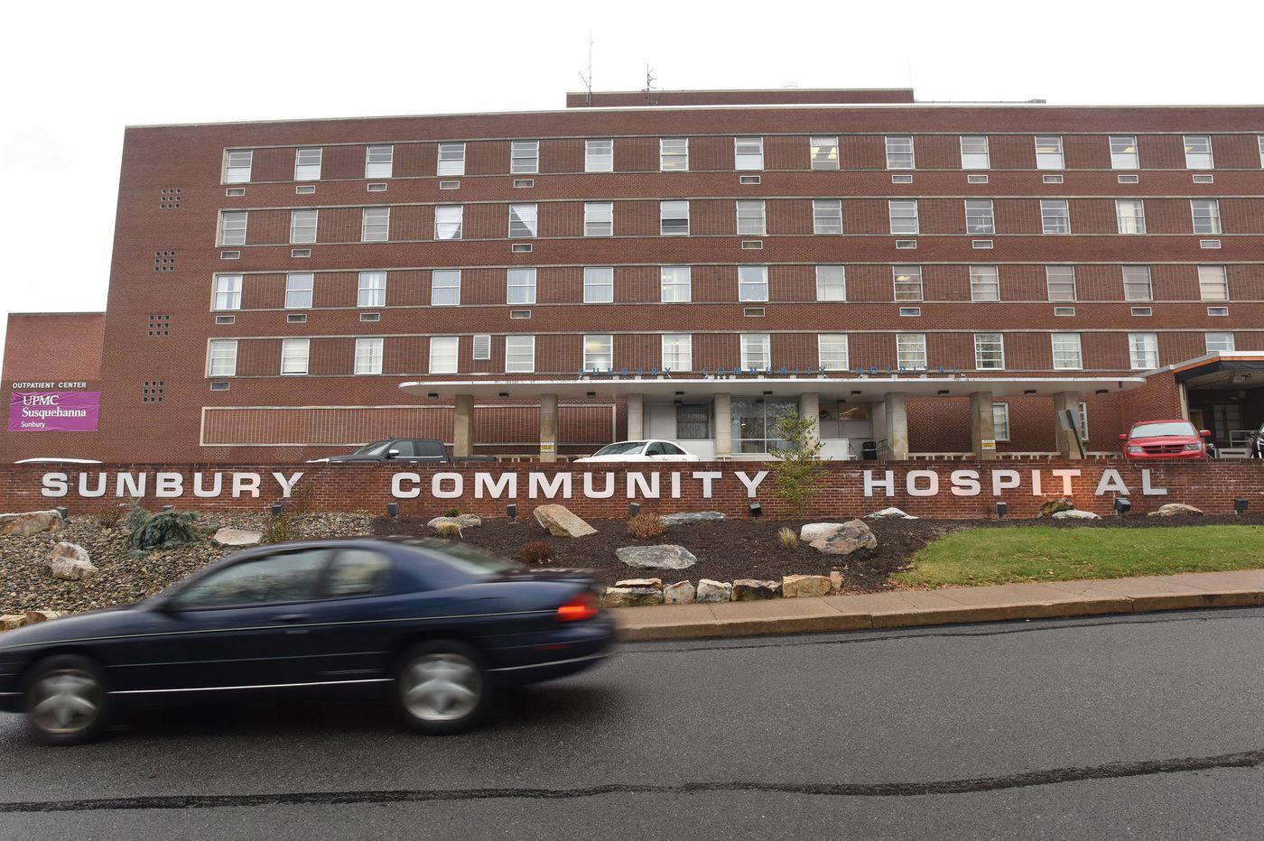 Closure of Sunbury's only hospital follows national trend for rural healthcare