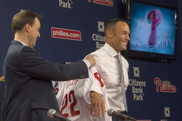 Highlights from new Phillies manager Gabe Kapler's first press conference