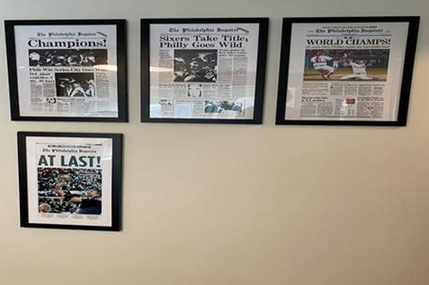 Inquirer Sports helped me fall in love with reading | Neil Vogel