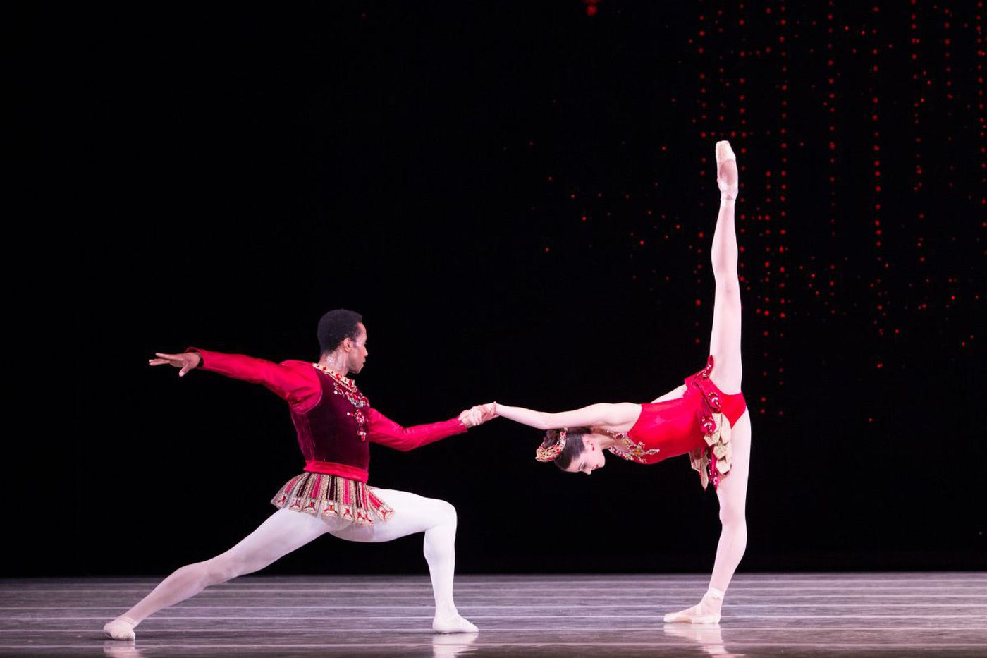 Pennsylvania Ballet's 'Jewels' shines at the Academy of Music