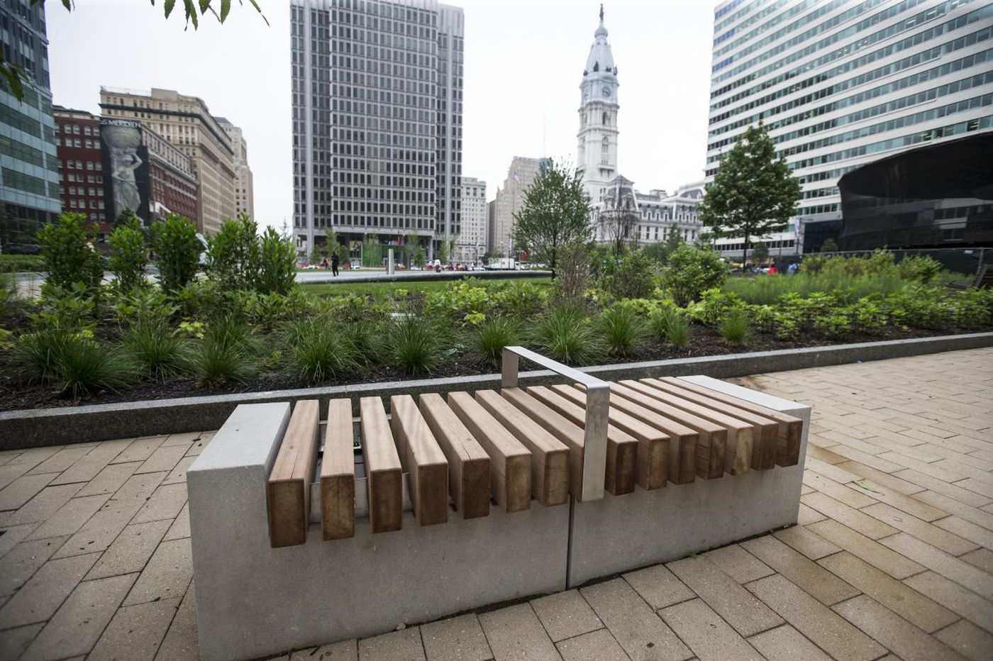 Is LOVE Park inclusive - or hostile? How the 'war on sitting' is changing public spaces