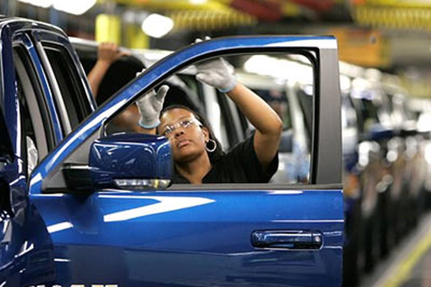 Bloated benefits for unions are sinking automakers