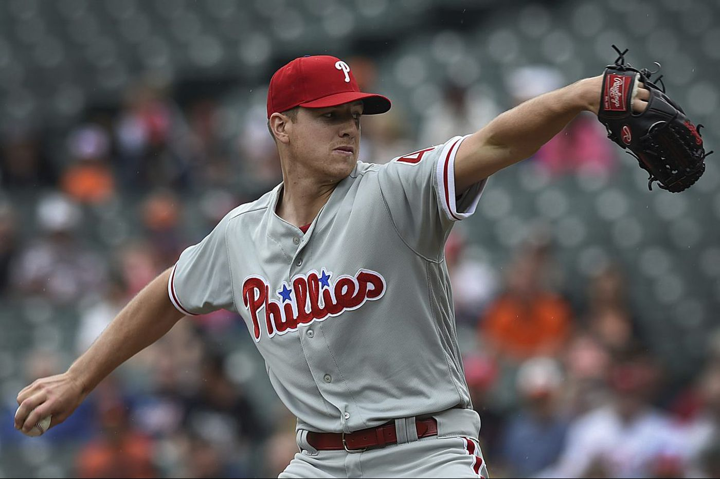 Nick Pivetta notches career-high 11 strikeouts, Phillies dominate Orioles to win again