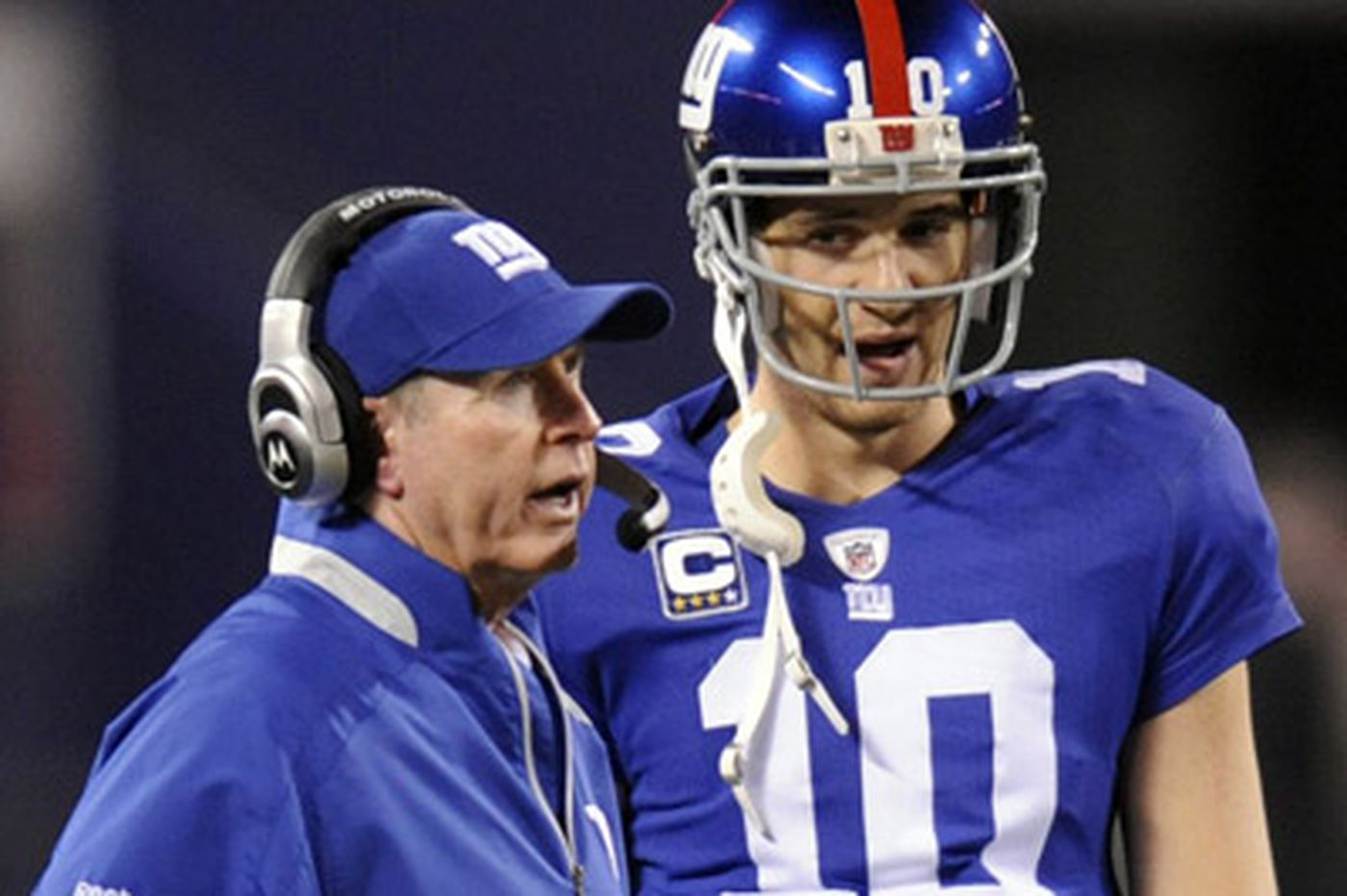 Giants' offense delivers, but not enough
