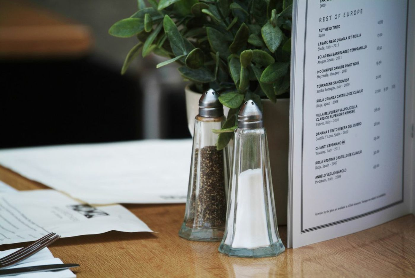 Sodium content needs to be on the menu at Philly restaurants. Here's why