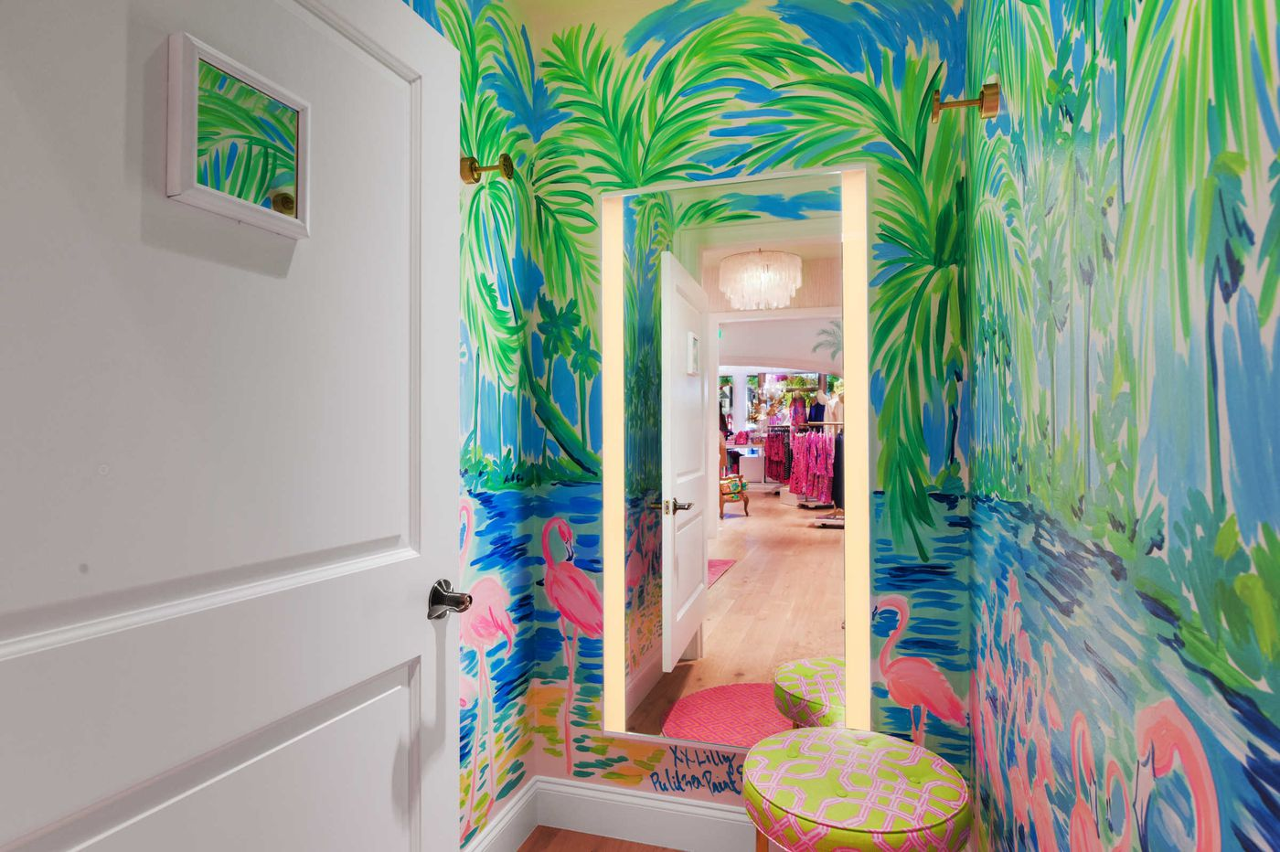 Lilly Pulitzer's first store on Jersey Shore hopes to make a splash in Avalon