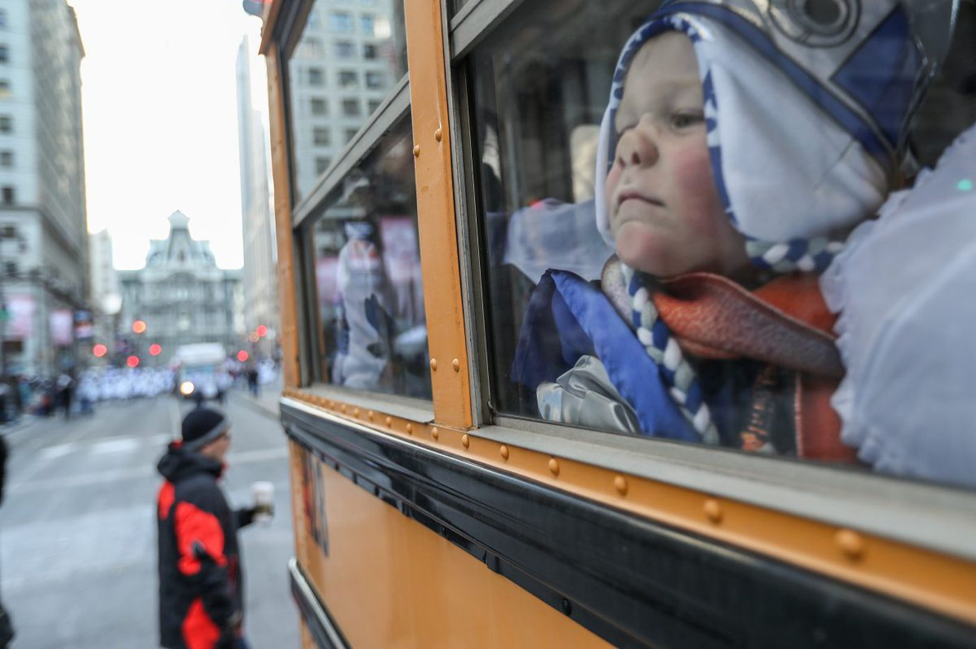 For Mummers, only the hardiest of fans brave cold