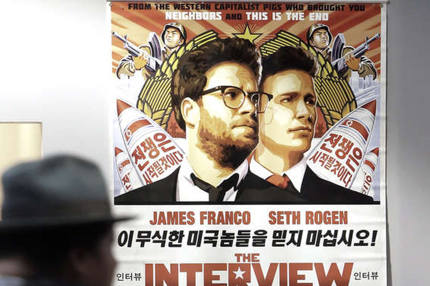 Sony releases 'The Interview' - online first
