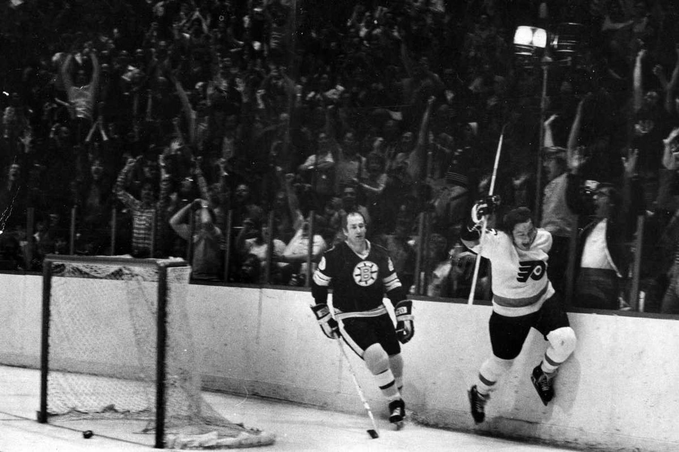 Flyers playoff flashback: Reggie Leach's NHL-record 5 goals in 1976 win over Boston Bruins almost didn't happen