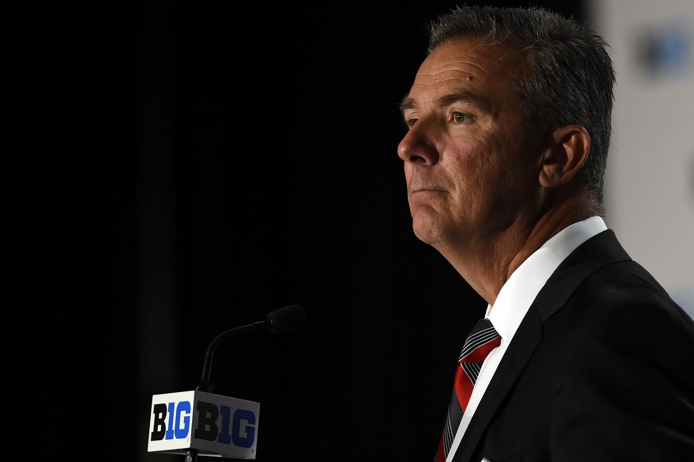 Ohio State coach Urban Meyer put on administrative leave after abuse allegations