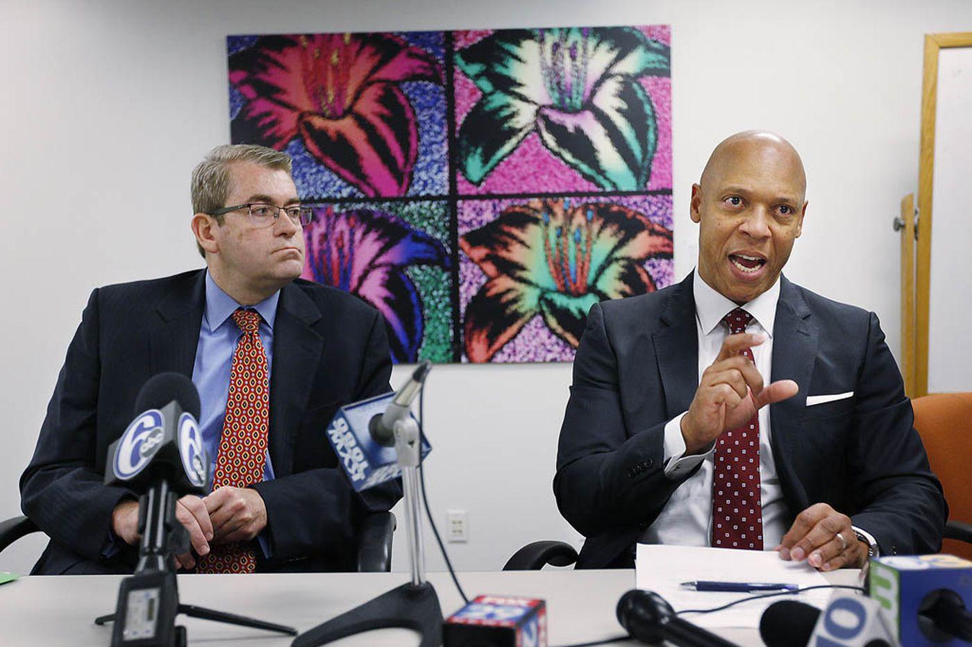 Phila. schools renew push to cancel teachers' contract