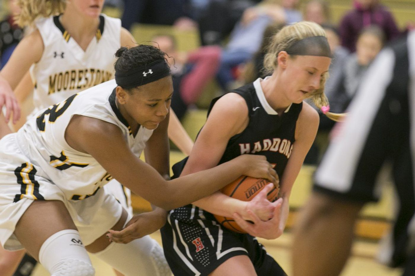 Mary Kelly, ' just a tough kid,' leads Haddonfield into final