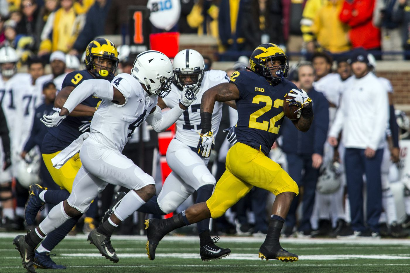 Penn State working to regain confidence heading into Saturday's Wisconsin matchup
