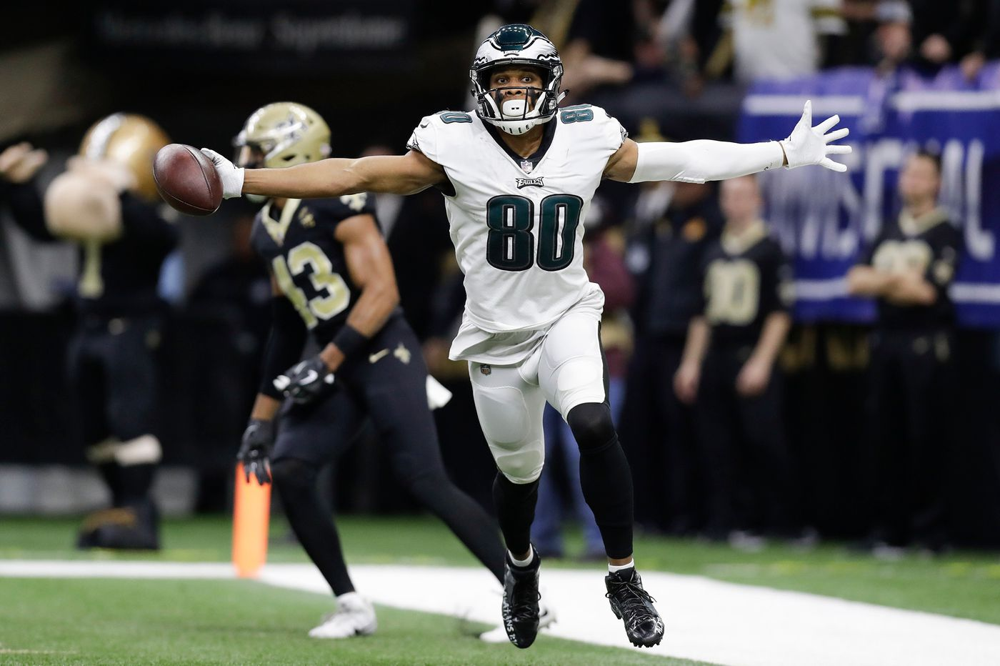 Jordan Matthews signs with 49ers after brief return to Eagles
