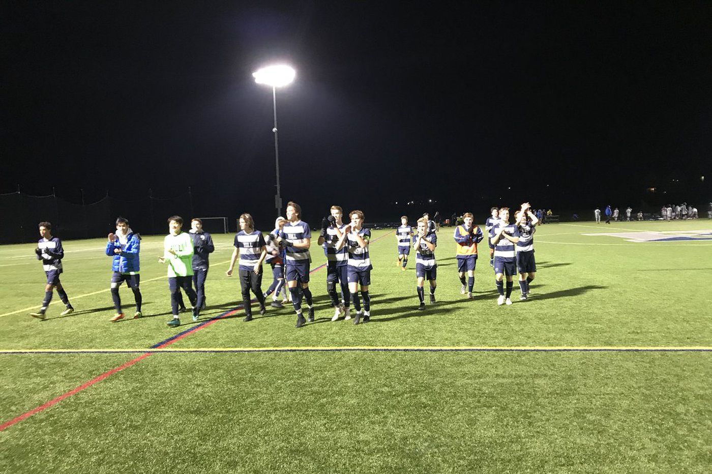 Thursday's Southeastern Pa. roundup: Hill School, Springside Chestnut Hill to meet in PAISAA boys' soccer final