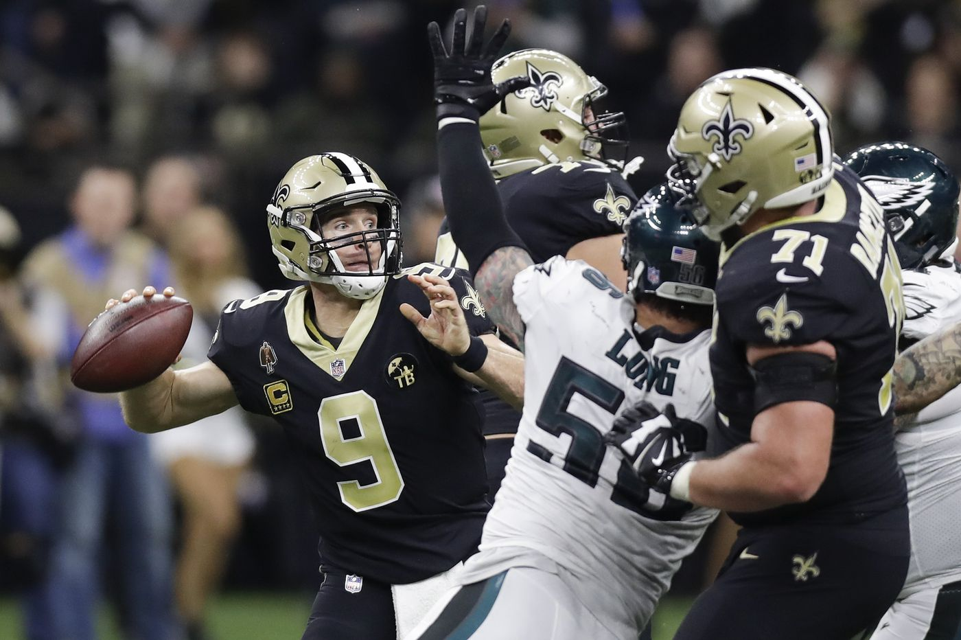 Sports betting Saints are Super Bowl favorites opening lines out for NFC AFC Championship games