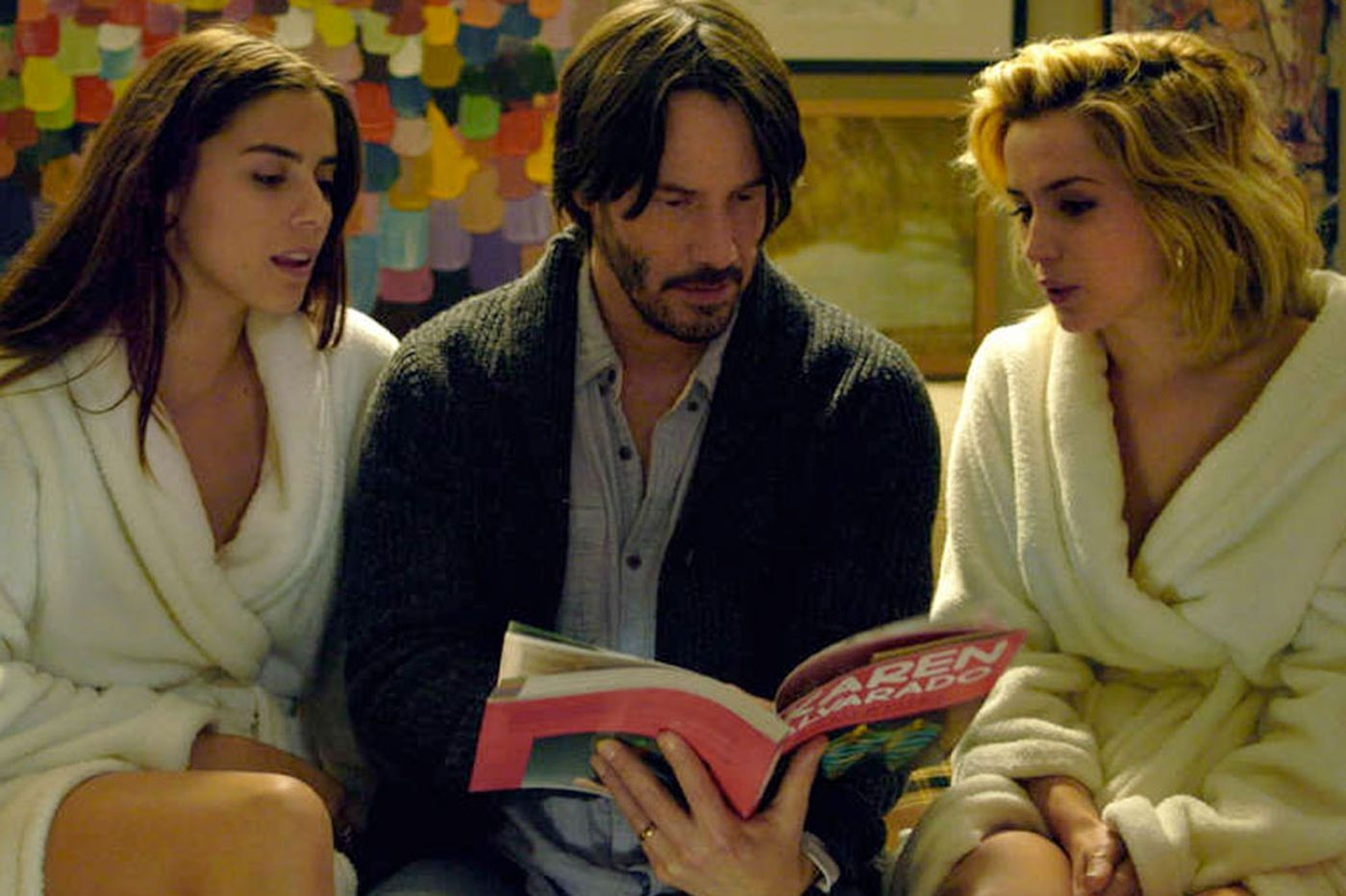 Review: 'Knock Knock' is the evolution of Eli Roth