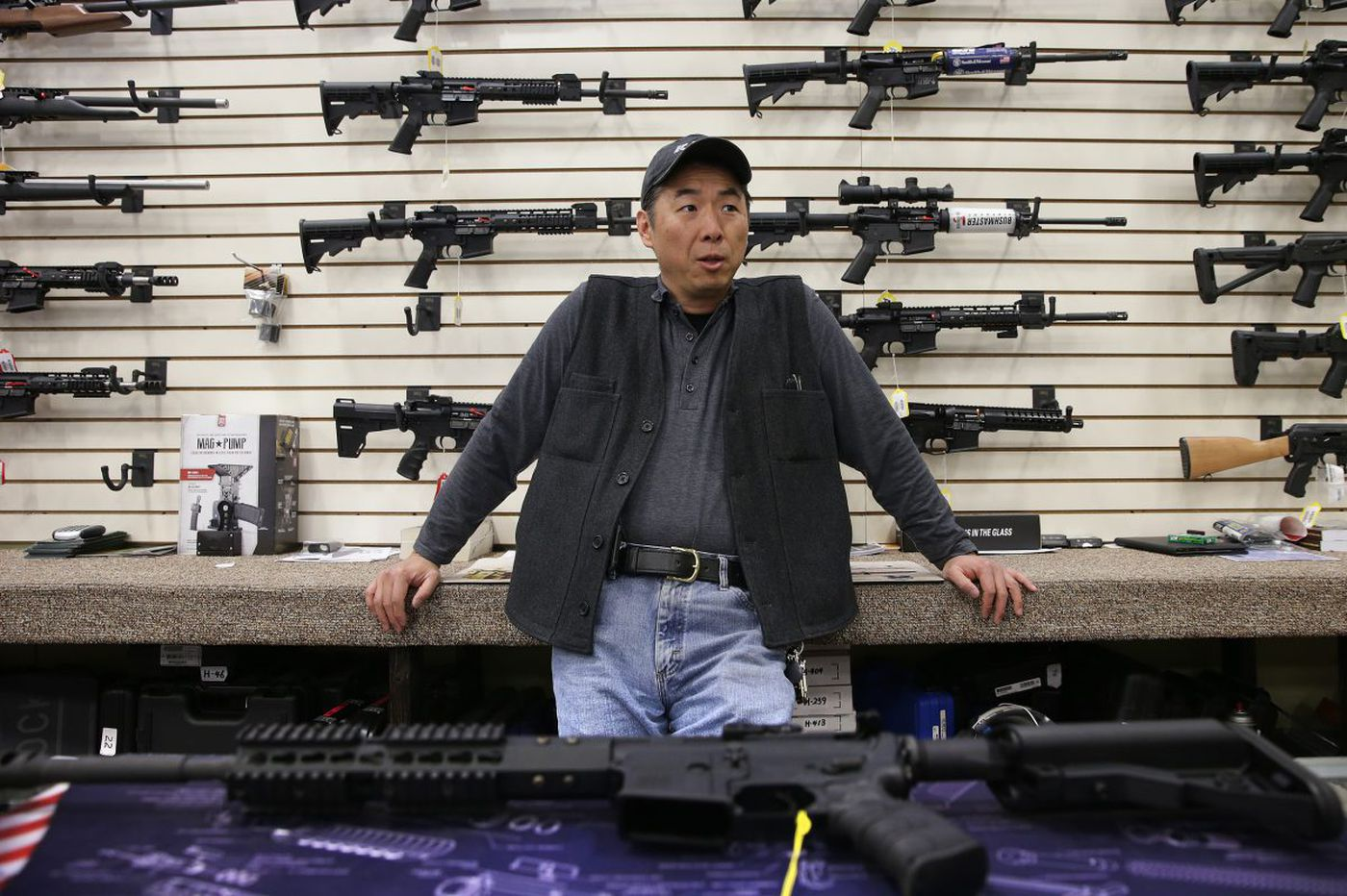 Poconos gunmaker's vision: An AR-15 for every American