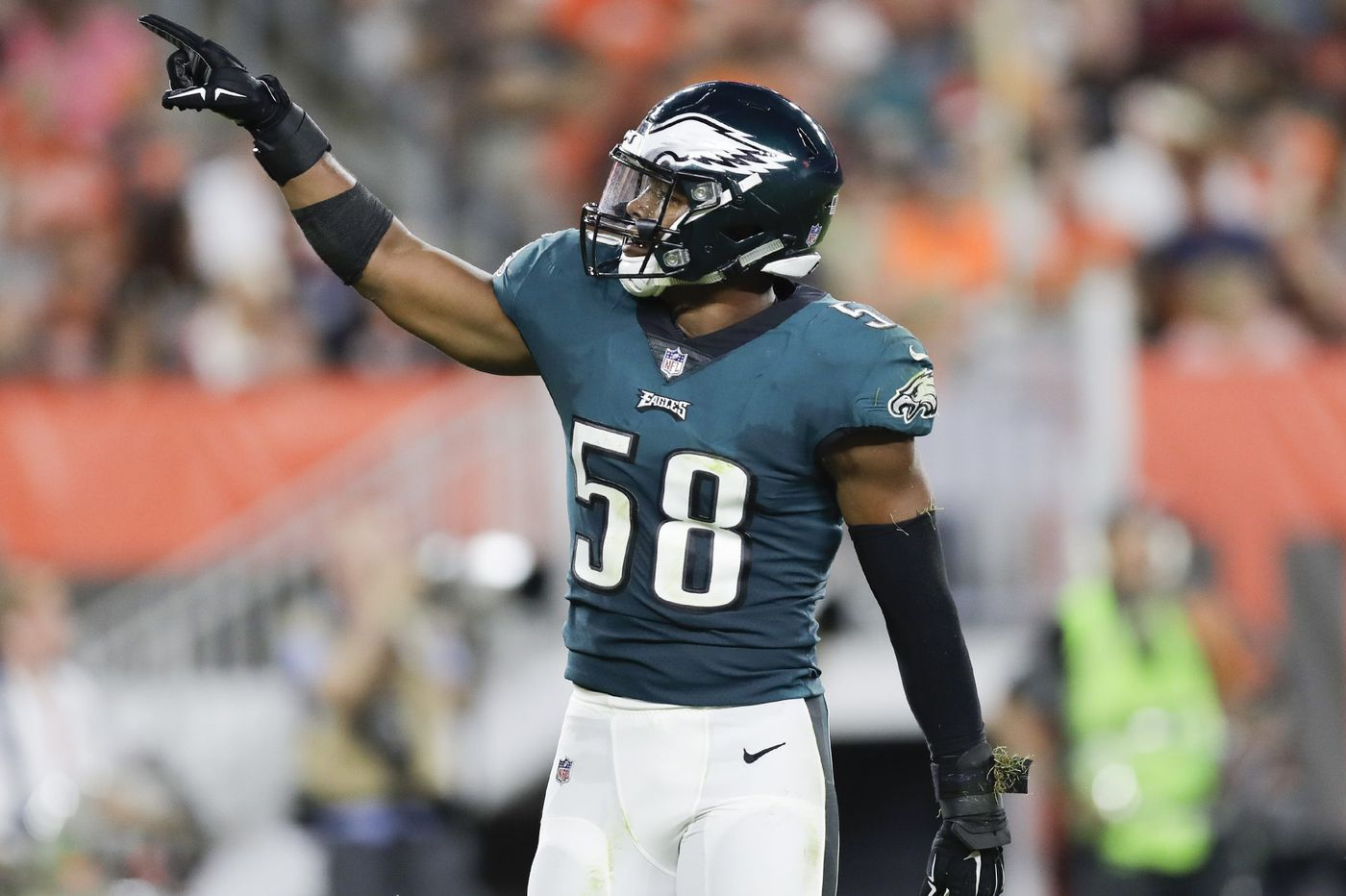 Are there holes on the roster the Eagles should worry about?