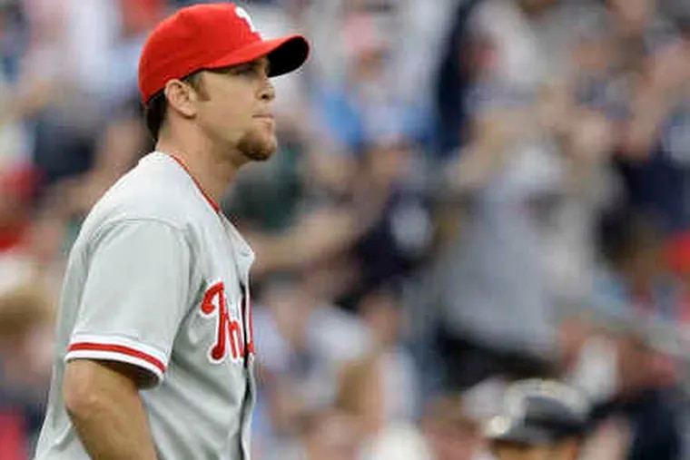 Sure, Brad Lidge's troubles this season and his trip to the disabled list have Phils fans in a funk. But times for this ball club are still good, unlike in years gone by.