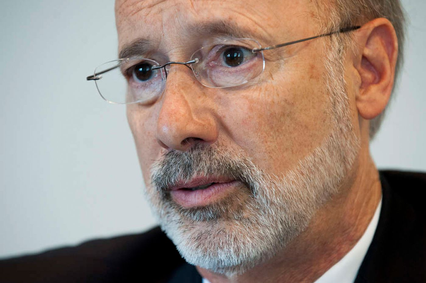 Pa. Medicaid business draws limited national interest