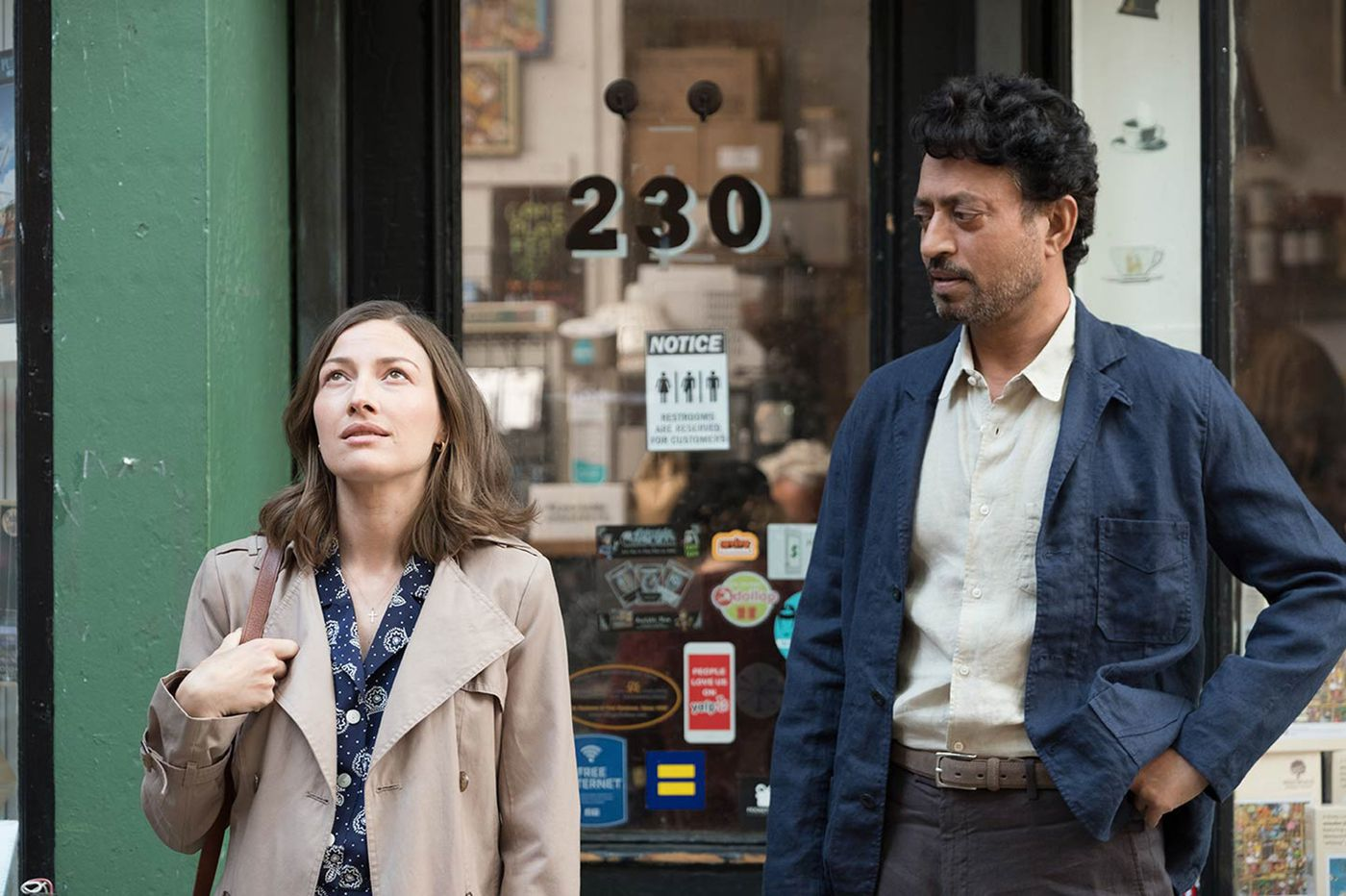 Kelly Macdonald, Irrfan Khan piece together low-key romance in 'Puzzle'