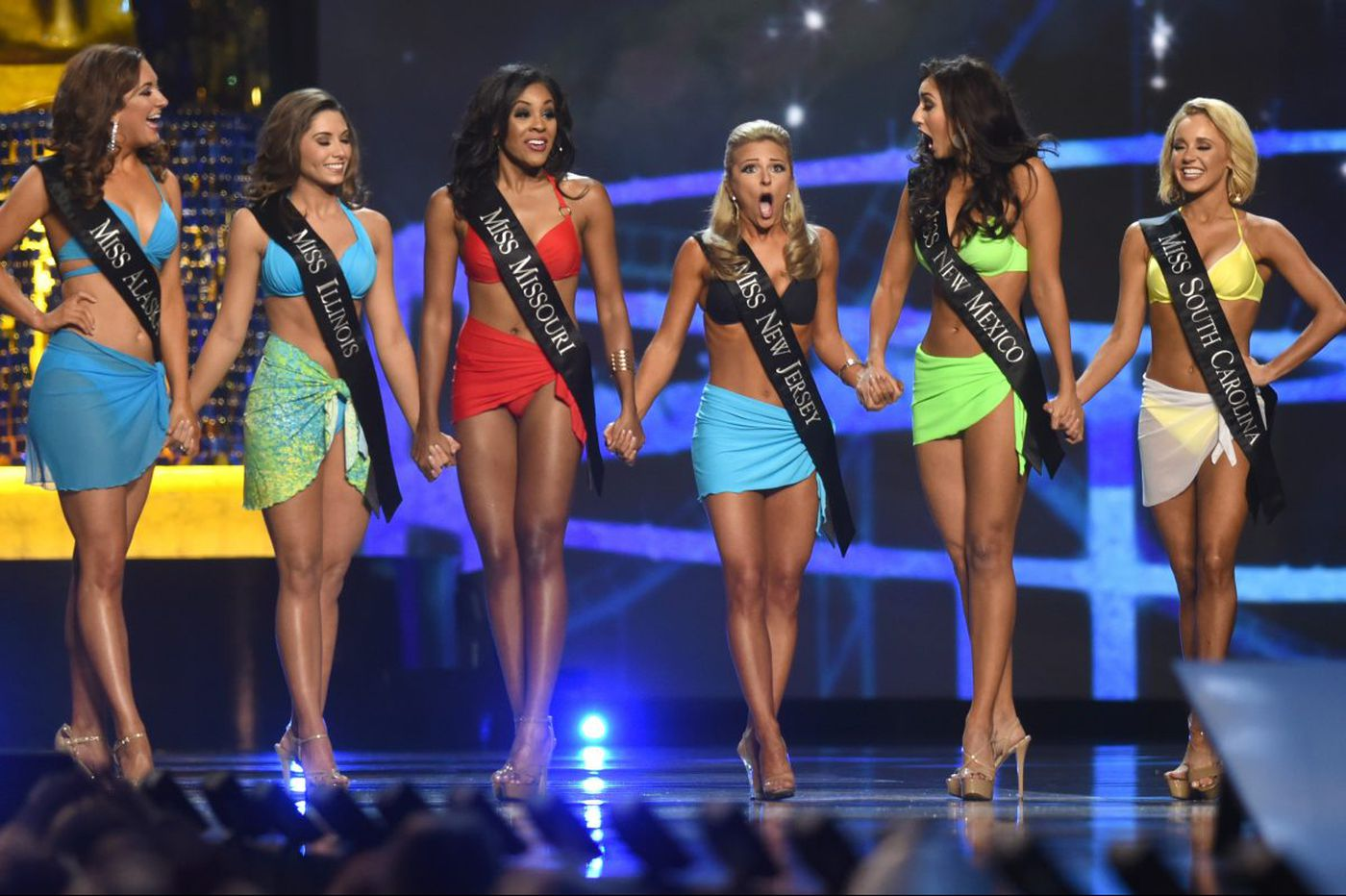 At Miss America 2018, a refreshing turn from sizzle to substance