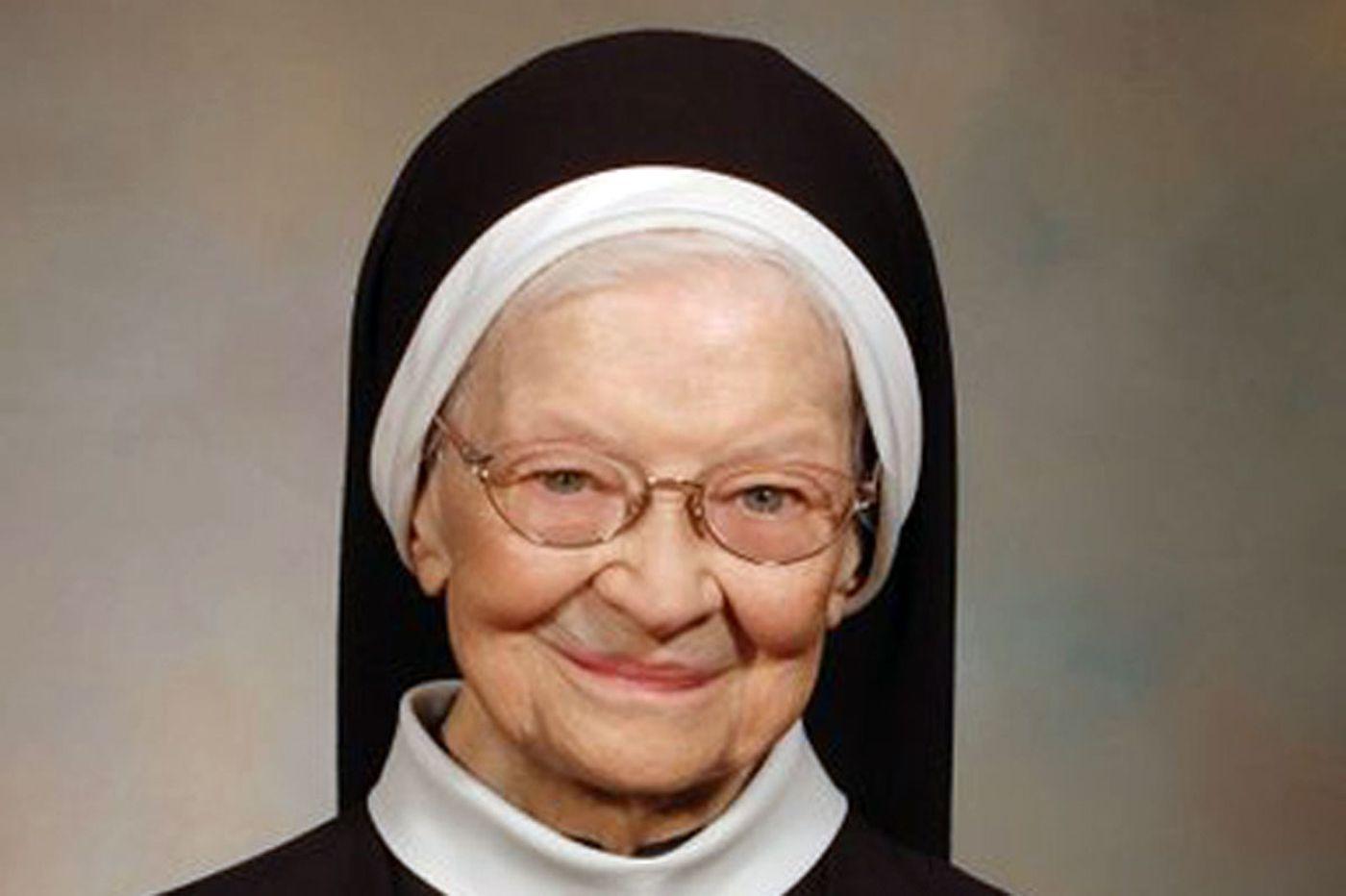 Sister Emellia Prokopik, 95