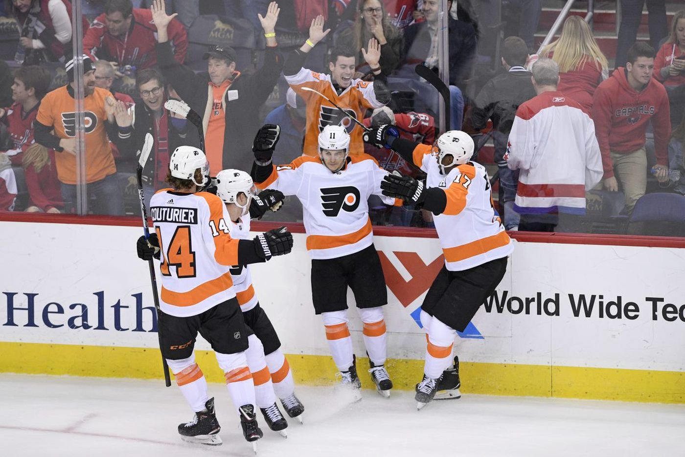 Do Travis Konecny's heroics for the Flyers reflect a learning curve?