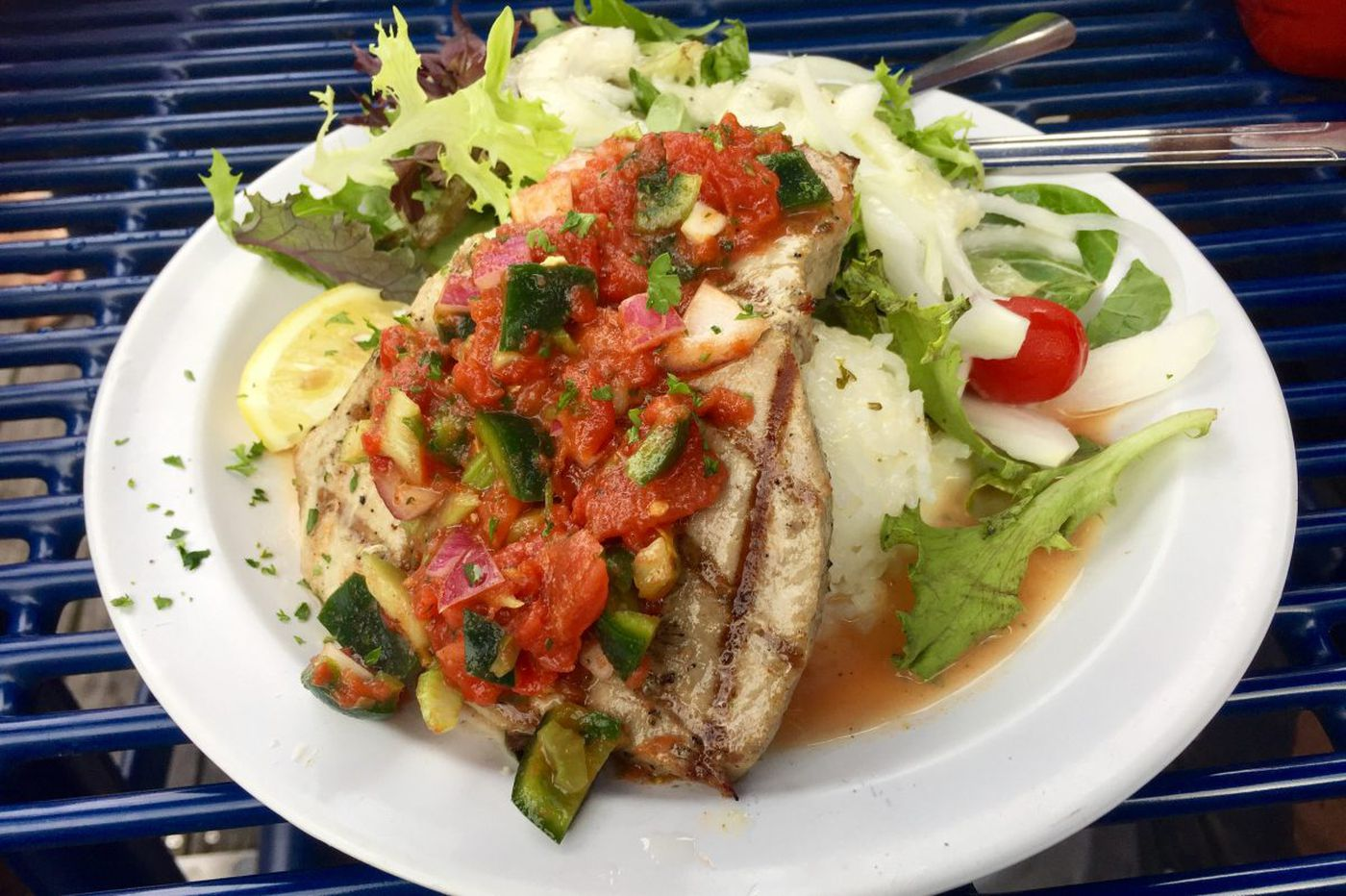 Real food on the Boardwalk? The Hula delivers again