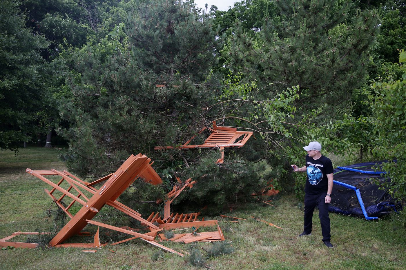 Tornadoes touch down in South Jersey: 'It just happened so fast' on zip codes for south jersey, pump station map south jersey, map of route 80 exit 12 new jersey, lakes and rivers in south jersey,