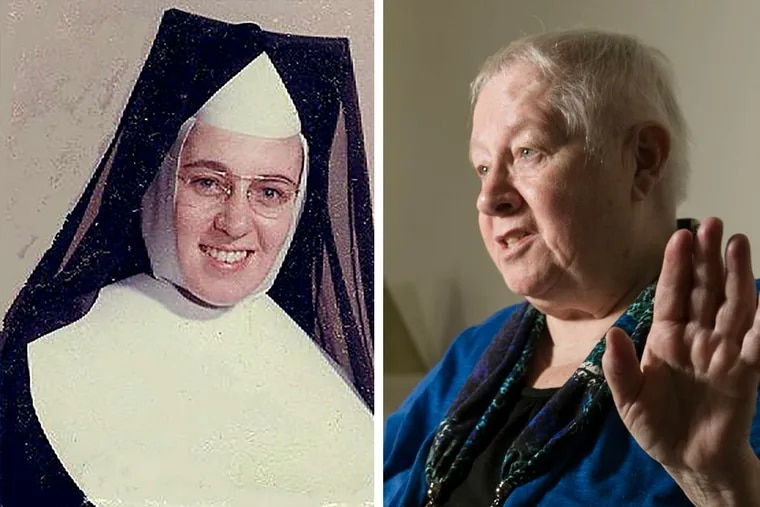 """""""People might think it's a dramatic thing to go from being a Catholic nun to being a Muslim,"""" Betty Ali (inset photo from 1965) said. """"But it's not. The values are identical."""""""