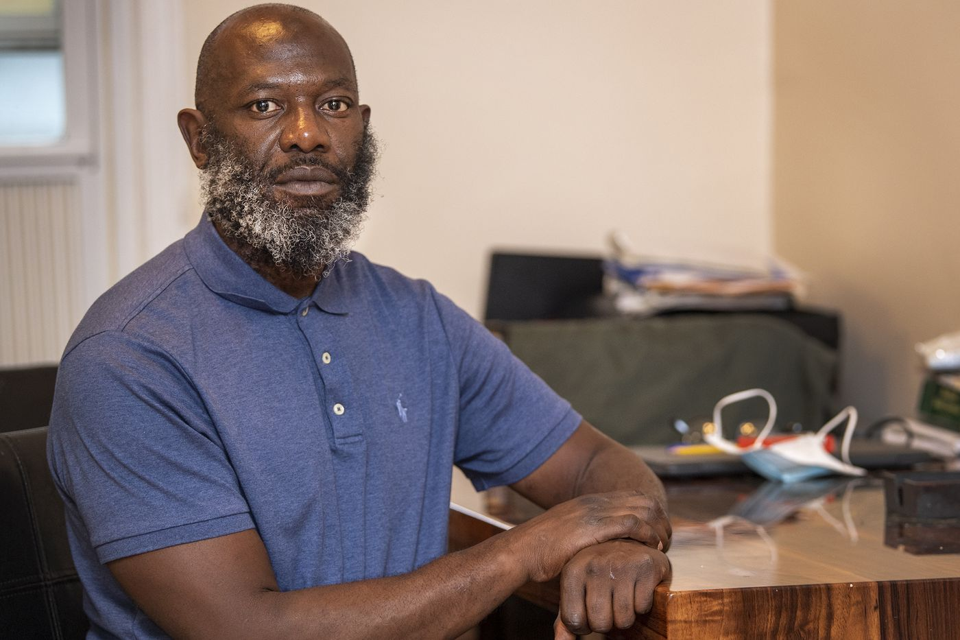 At 46, Travis Coffey enrolled in Orleans Technical College to become an electrician.