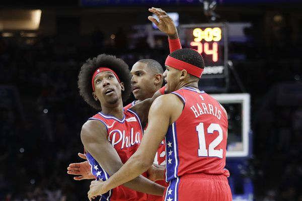 Why Brett Brown calls Josh Richardson the Sixers' 'dot-connector'
