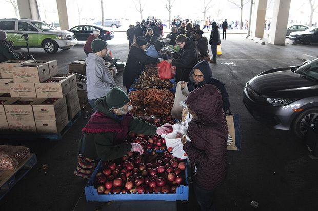 Government shutdown: How federal workers in Philly can get help, from food to finances