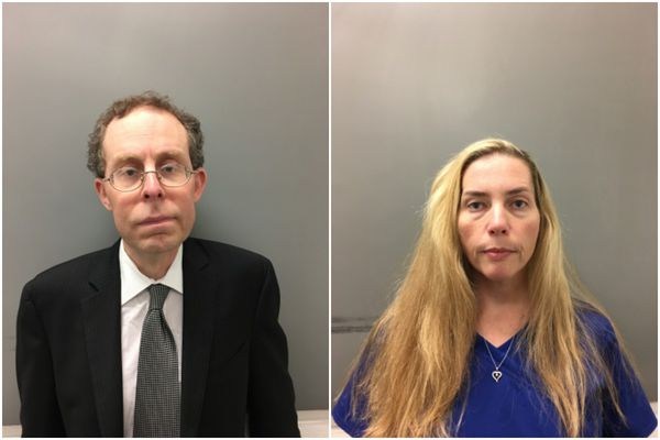 Spiked wine and spy glasses: Bucks County couple charged with secretly filming drunken woman