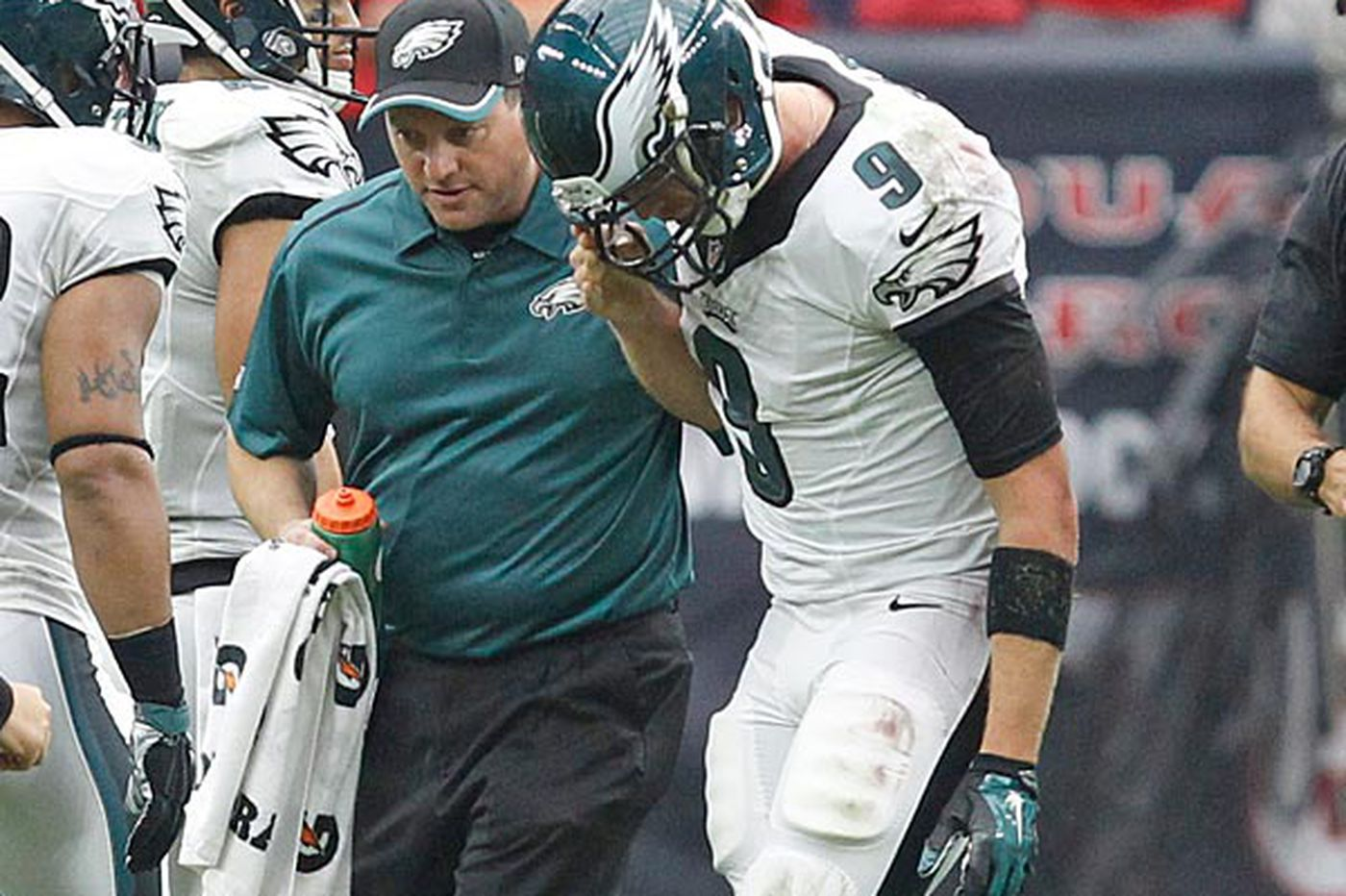 Foles' lack of durability may hold him back