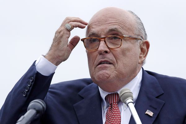 How Rudy Giuliani's epic slide, from crime buster to conspirator, reveals America's broken windows | Will Bunch