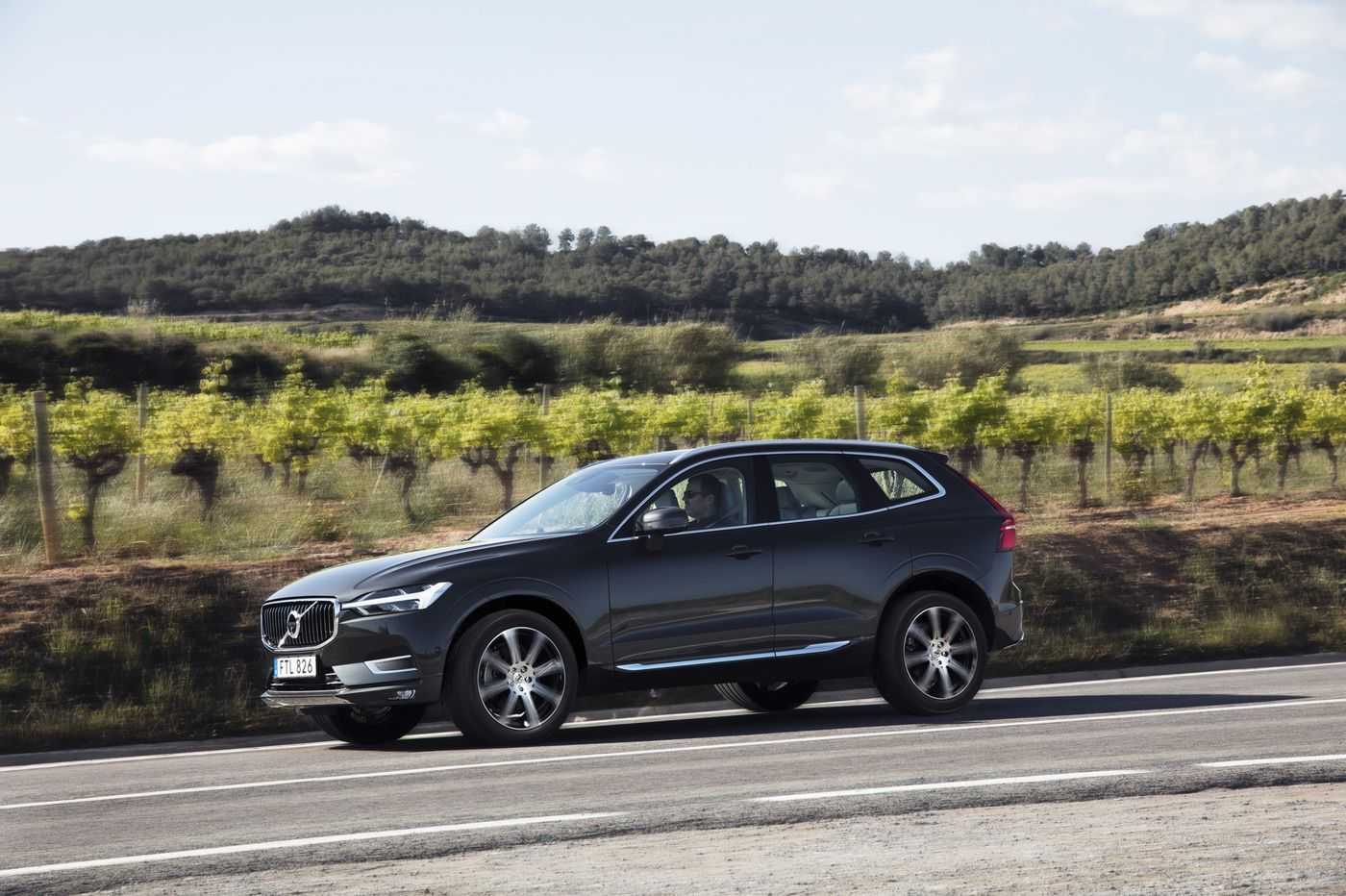 Driving The 2018 Volvo Xc60