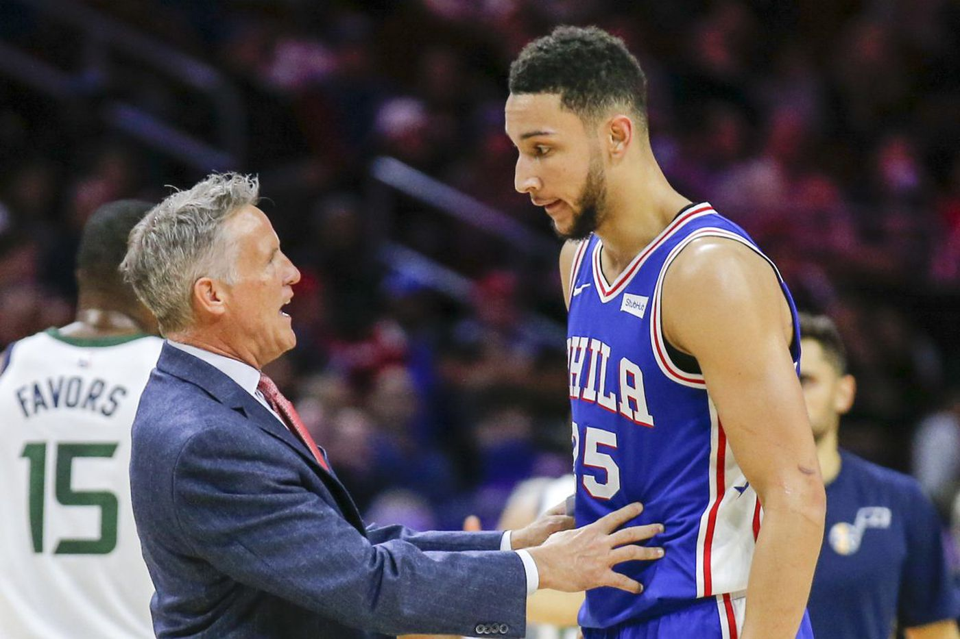 Ben Simmons' growth should make Sixers' Brett Brown the coach of the year | Marcus Hayes