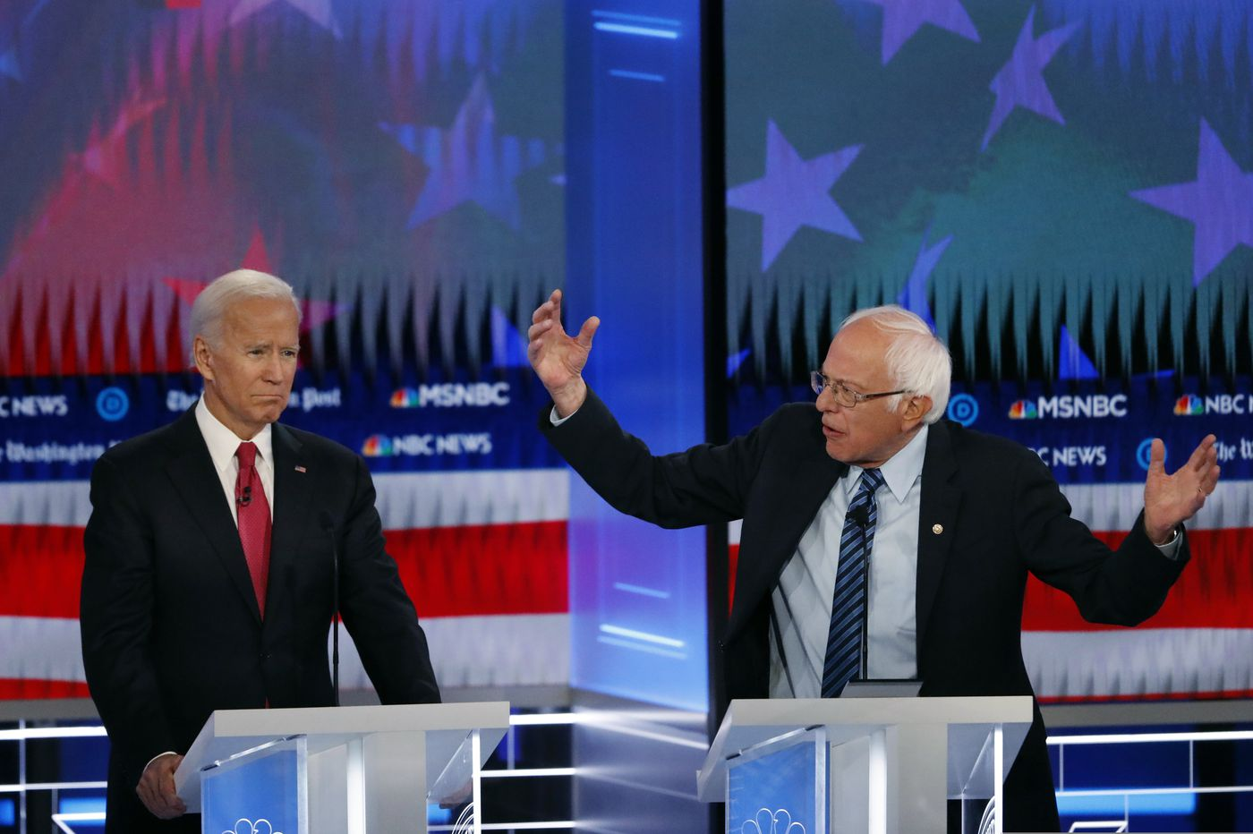 Democratic candidates agree at debate: Impeach Trump, but we've got more to talk about