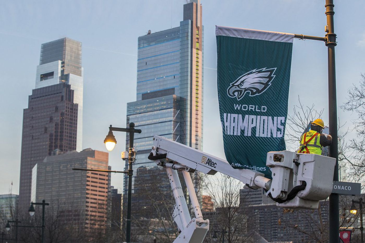 Eagles parade  How to stream or watch the Super Bowl champs live on TV ecc5161d7