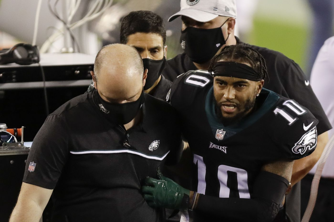 Eagles injury update ahead of Week 8 matchup vs. Dallas Cowboys | Podcast
