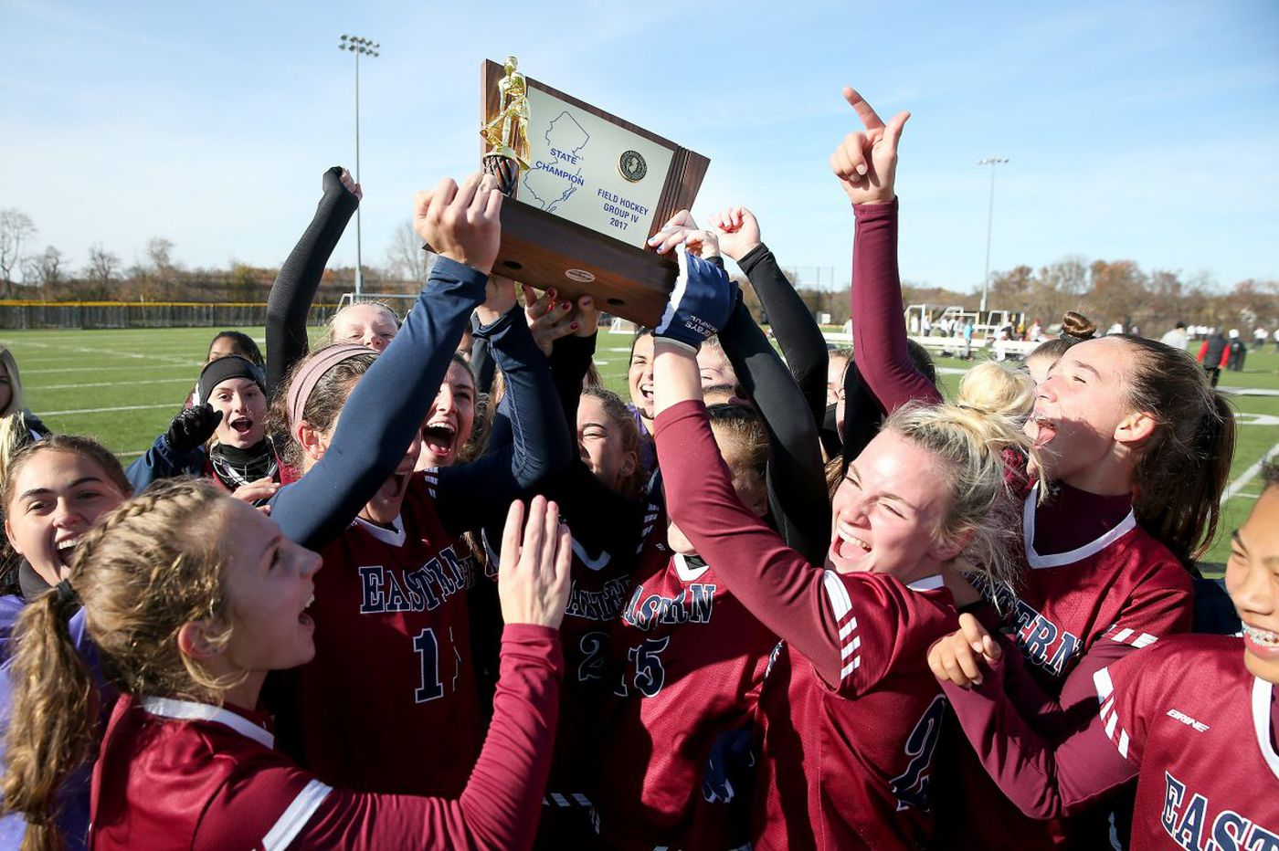 Eastern wins 19th straight state field hockey title