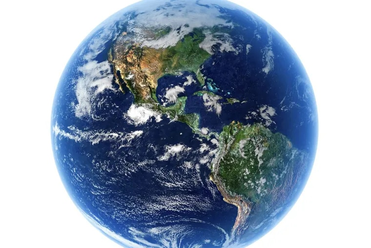 Earth Day is Sunday, April 22, 2018.