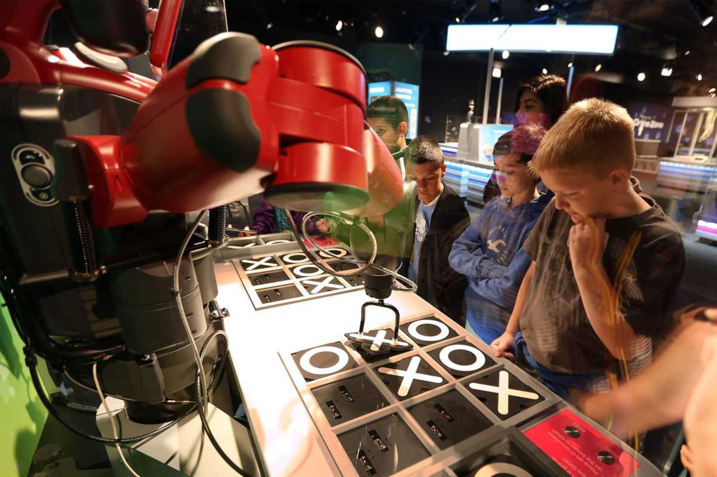 Robot Revolution: Get hands on with automatons at the Franklin Institute