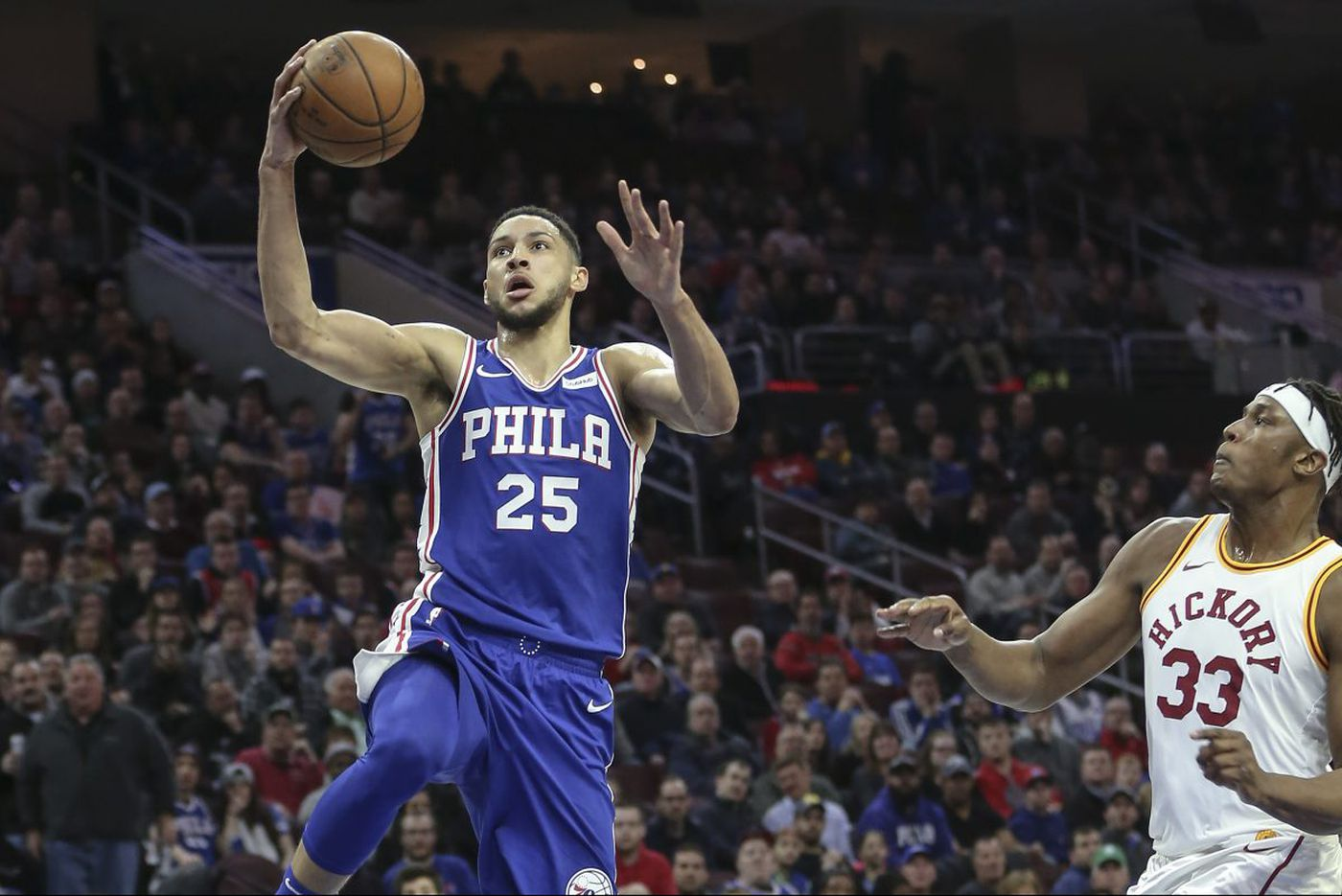Despite loss, Sixers and Ben Simmons have big things to come | David Murphy