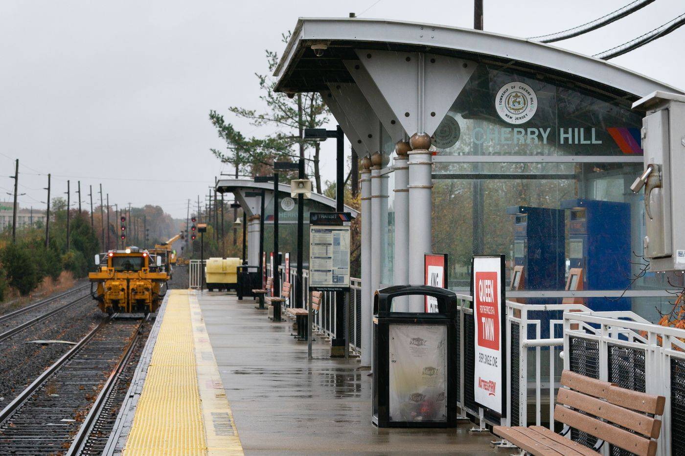 Cherry Hill's little-known train stop seen as a potentially big link