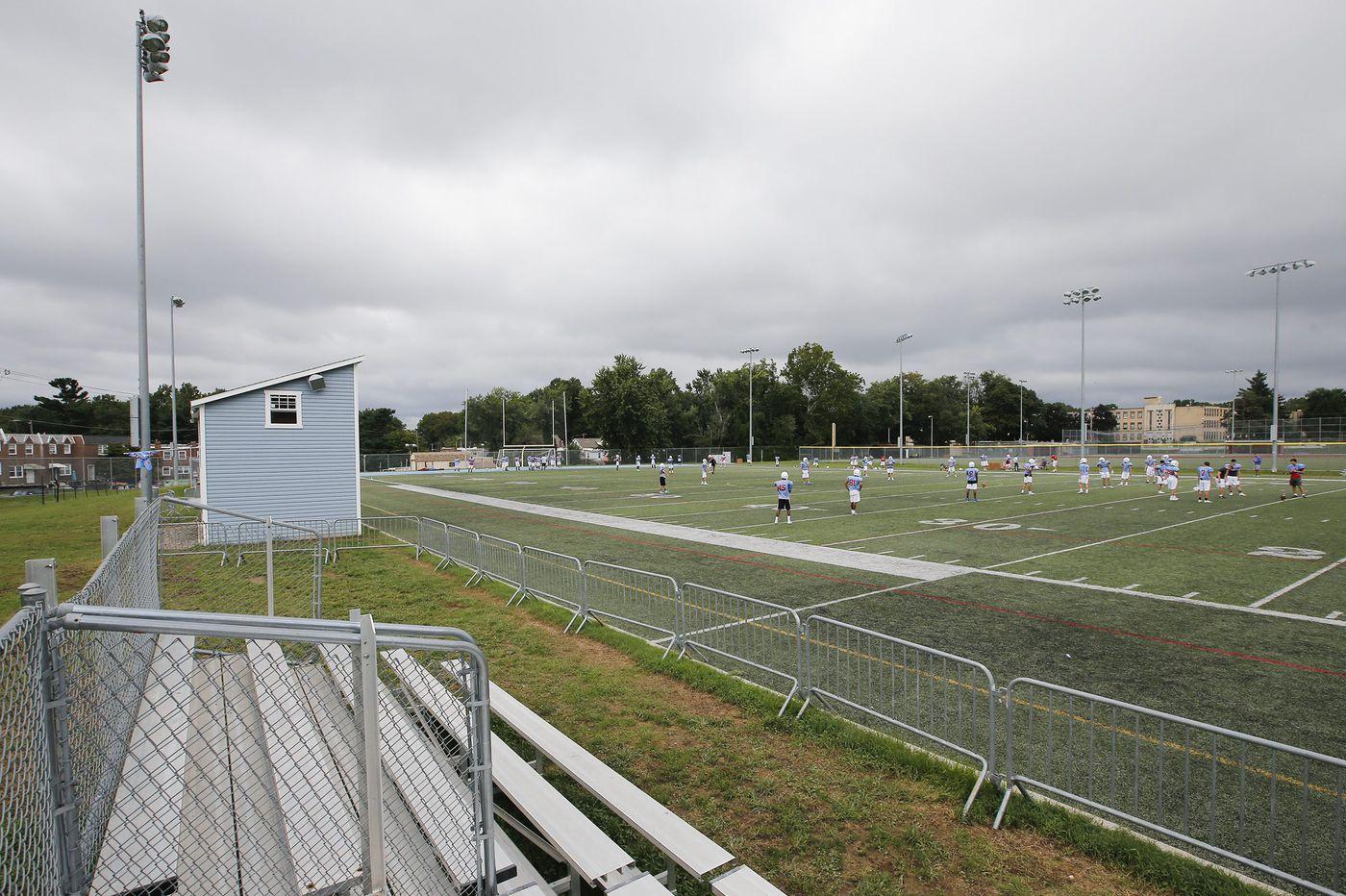 Several football teams holding 'home' games at new venues